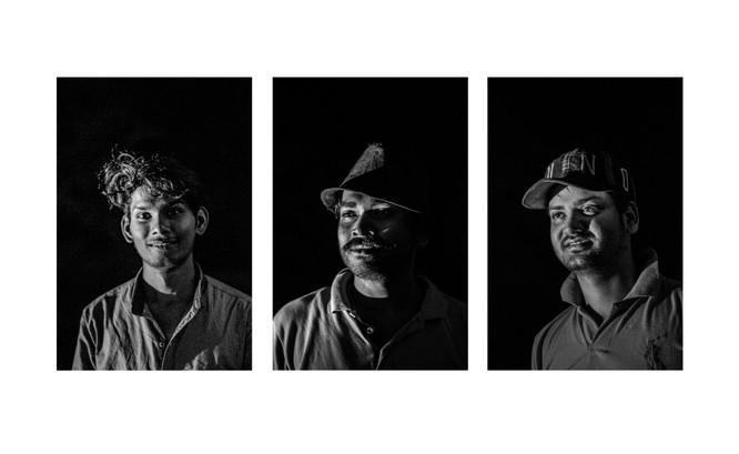 Collective Portraits - India - Rishikesh