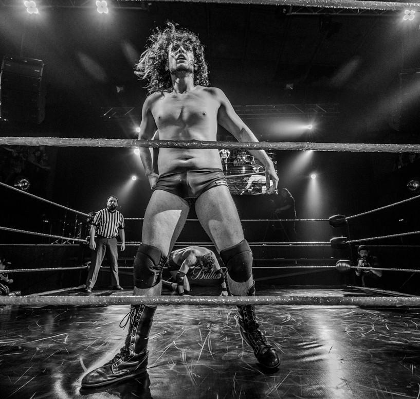 Lucha Libre Rigside - Pro Wrestling Photography - Fotografía Lucha Libre