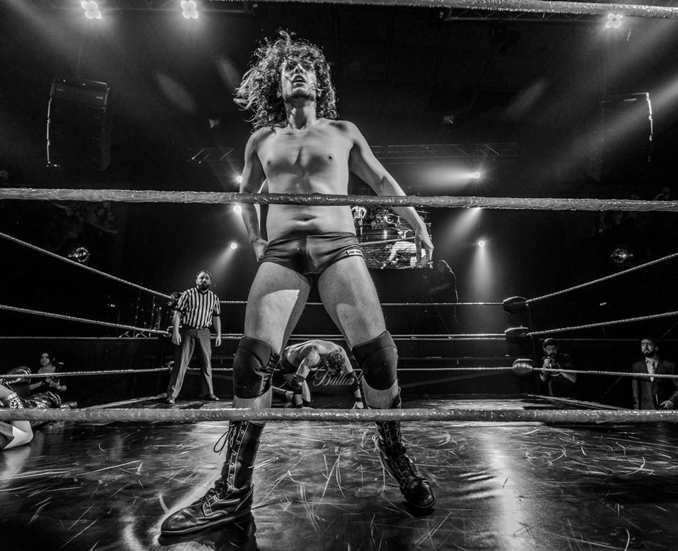 Pedro Pablo Luchador - Pro Wrestling Photography - Fotografía de Lucha Libre