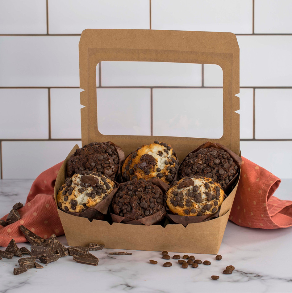 Muffins - Fotografía - FoodStyling - - claudiography.com