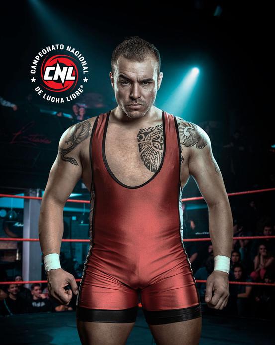 Pro Wrestling Portrait - CNL Lucha Libre