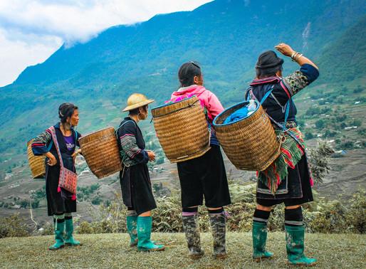 Los Mapuche de Vietnam