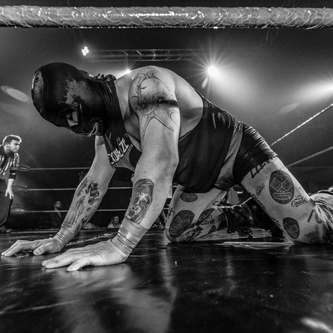 Ringside Lucha Libre CNL - Pro Wrestling Photography