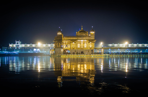 Golden Temple, Panyab, Amritsar, India