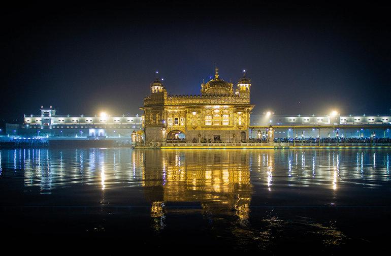 Golden-Temple -  Templo Dorado, India - Claudio Ramírez fotógrafo de naturaleza y paisajes, outdoor photographer