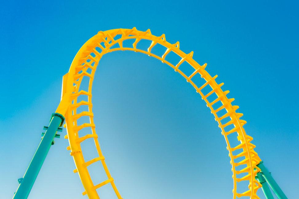 Boomerang Fantasilandia - Rollercoaster