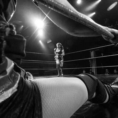 Ringside Lucha Libre CNL - Pro Wrestling Photography - Fotografía Lucha Libre