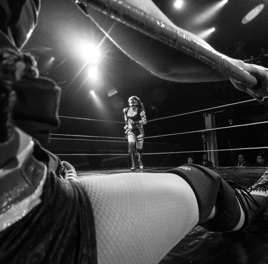 Zatara-Ringside Pro Wrestling Photography - Fotografía de Lucha Libre