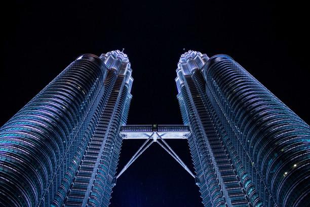 Petronas Towers - City