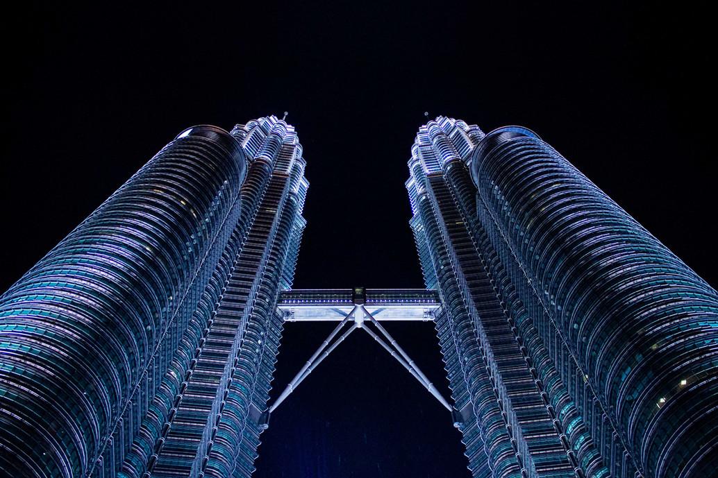 Petronas Towers - City - Claudio Ramírez Landscape & Nature Photography