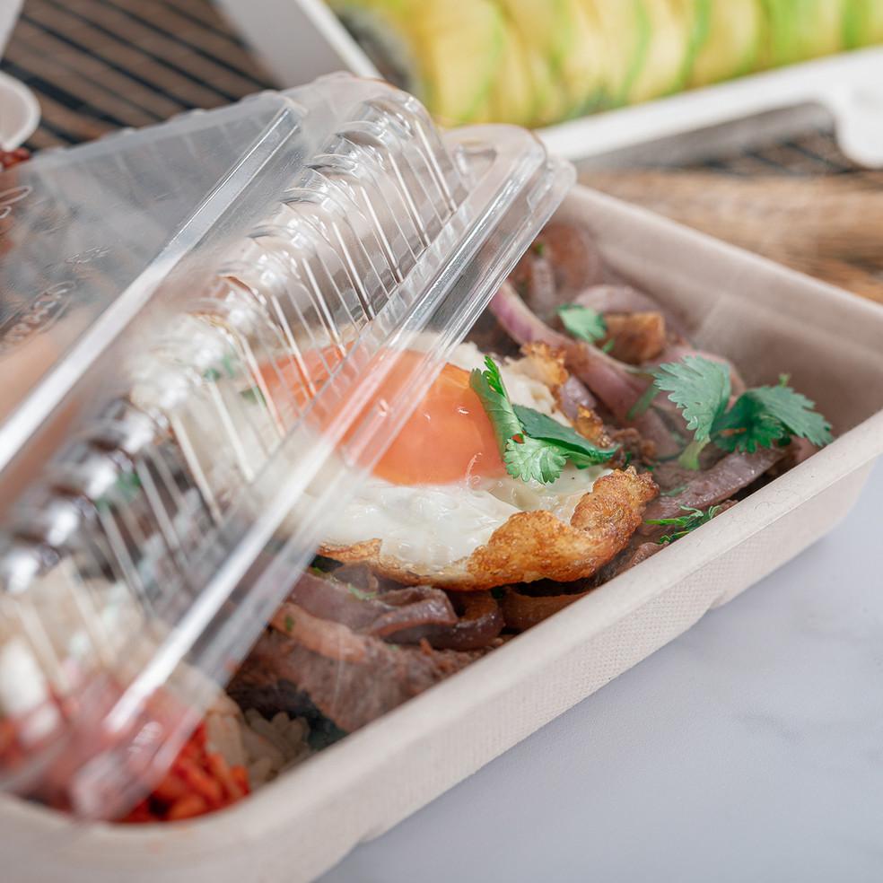 Fotografía de productos - BV Pack - Envase Bagasse