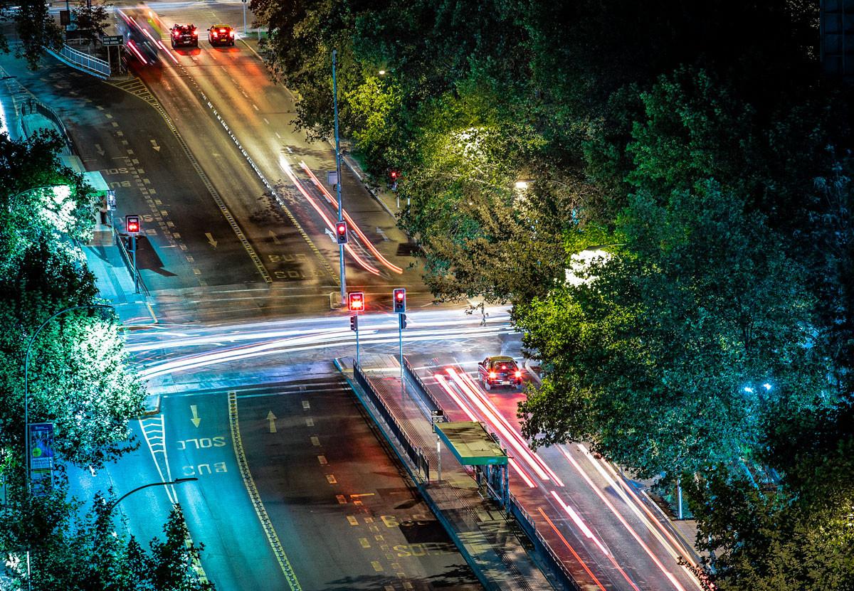 Night Photography - Santiago Chile - Claudio Ramírez Landscape & Nature Photography