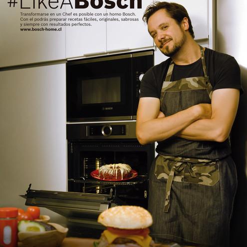 Daniel Greve - Like a Bosch - Retrato Publicitario- Claudio Ramírez - Fotógrafo Profesiona