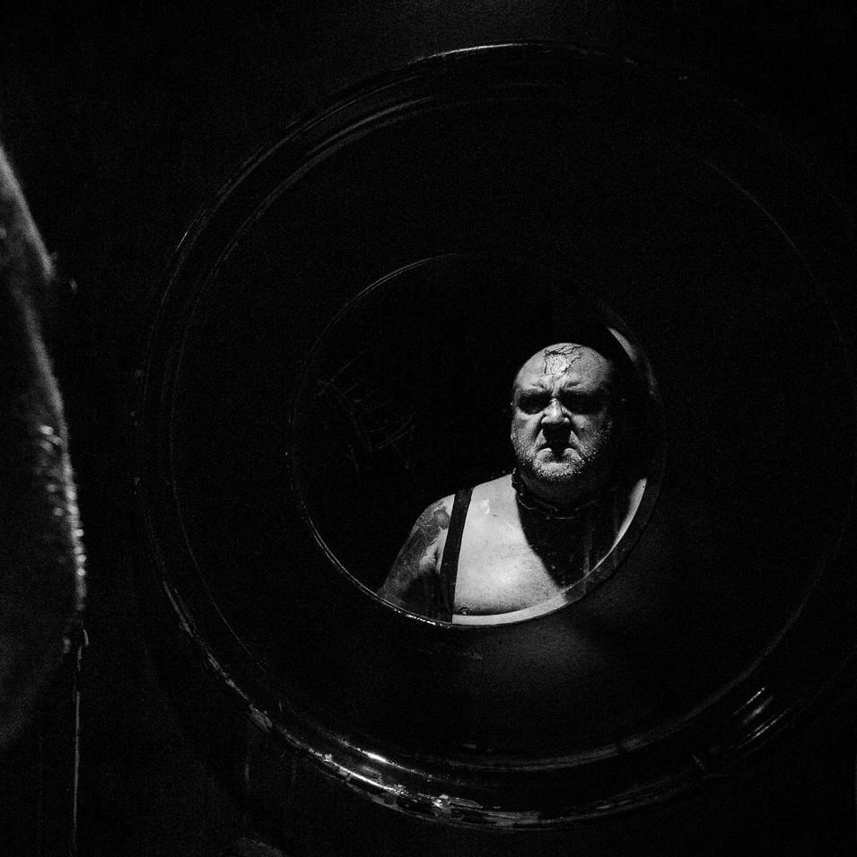 Bundy Fotografía Backstage - Portrait Photography