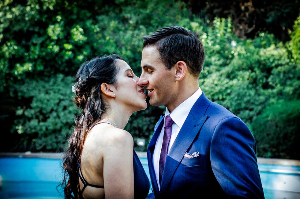 Wedding in Santiago - Fotografía de bodas