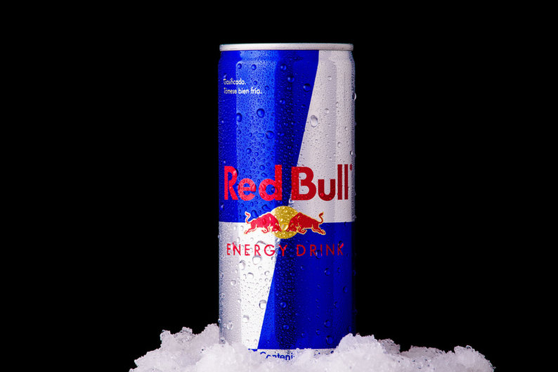 Red Bull Can - Foto de producto