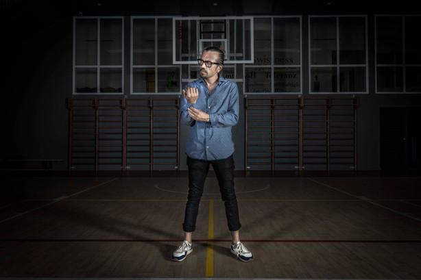 Retrato Gym RobertoShogy__González