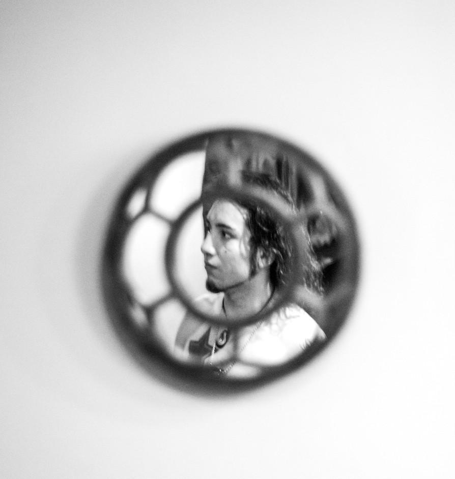 Retrato Backstage - Portrait Photography