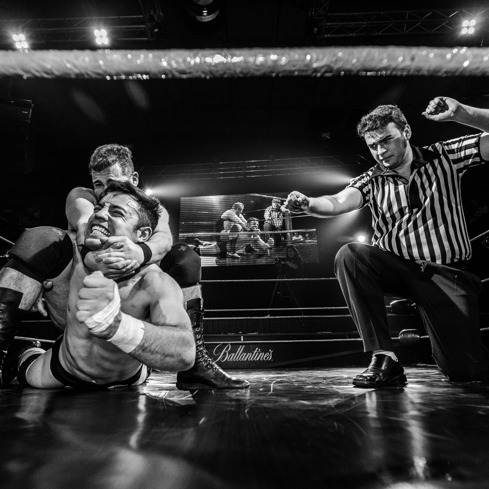 CNL Ring Side -  Pro Wrestling Photography - Fotografía de Lucha Libre