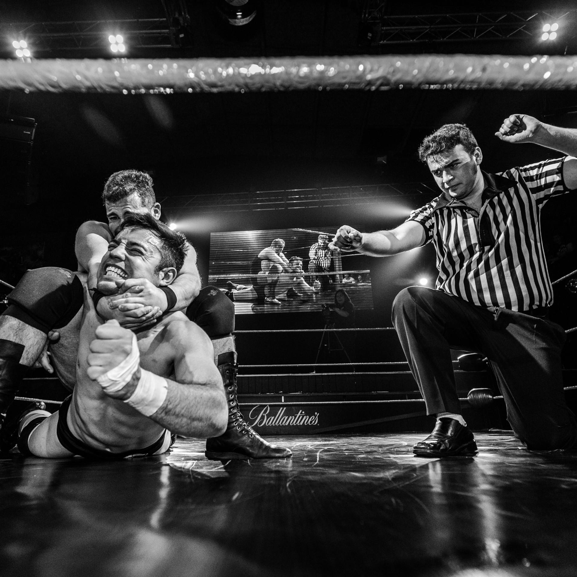 CNL Ring Side -  Pro Wrestling Photography - Fotografía de Lucha Libre