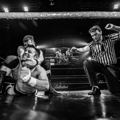 Ringside CNL Lucha Libre - Pro Wrestling Photography - Fotografo de Lucha Libre