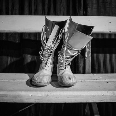 Botas Lucha Libre Documental - Pro Wrestling Photography - Fotografía Lucha Libre