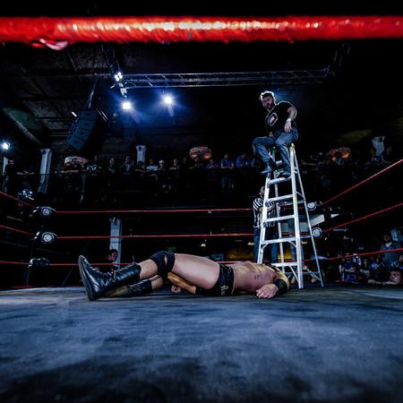 Ringside - Pro Wrestling Photography - Fotografía de Lucha Libre