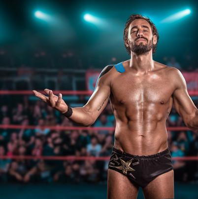 Ariel Levy - Pro Wrestling Photography - Fotografía Lucha Libre Chilena - Fotografía deportiva - deportistas