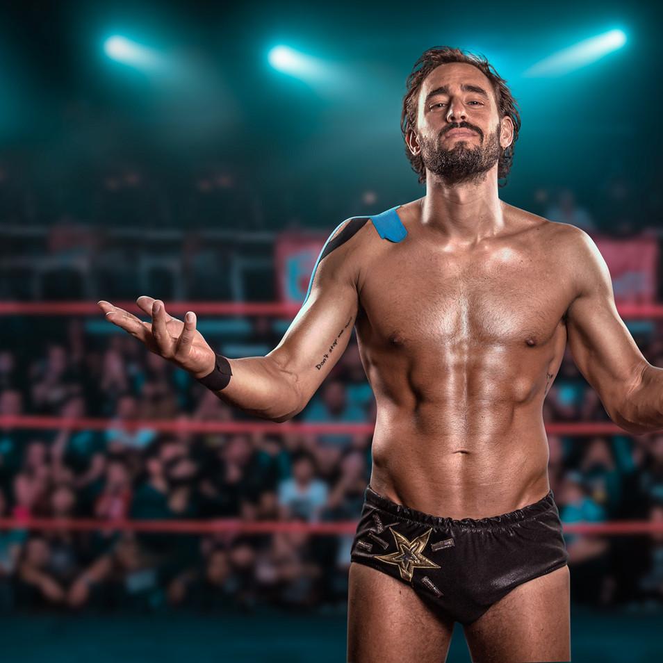 Ariel Levy - Pro Wrestling Photography - Fotografía Lucha Libre