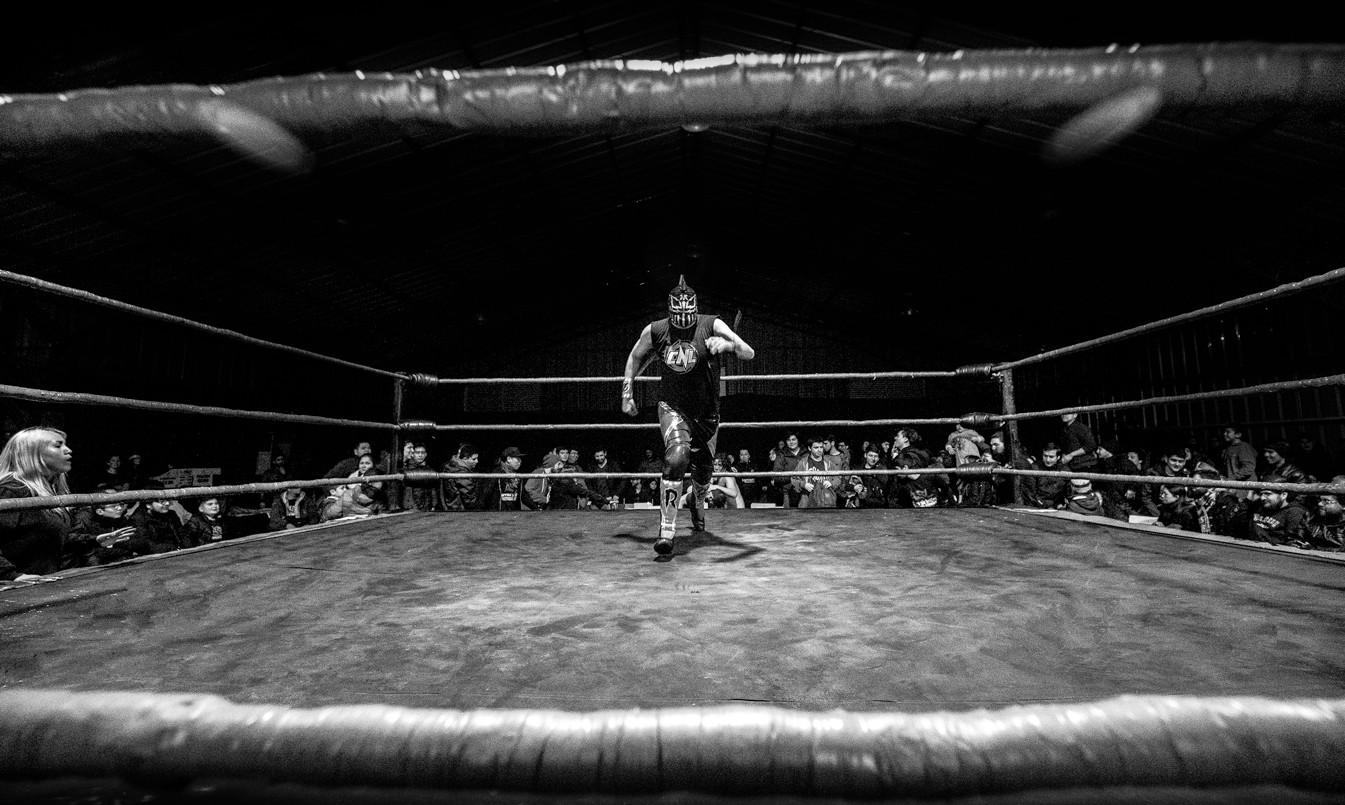Rocket CNL -  Pro Wrestling Photography - Fotografía de Lucha Libre