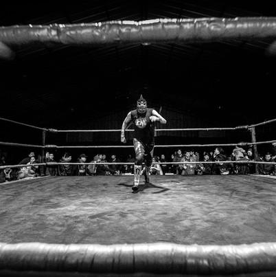 Lucha Libre Rigside - Pro Wrestling Photography - Fotografía Lucha Libre - Ringside