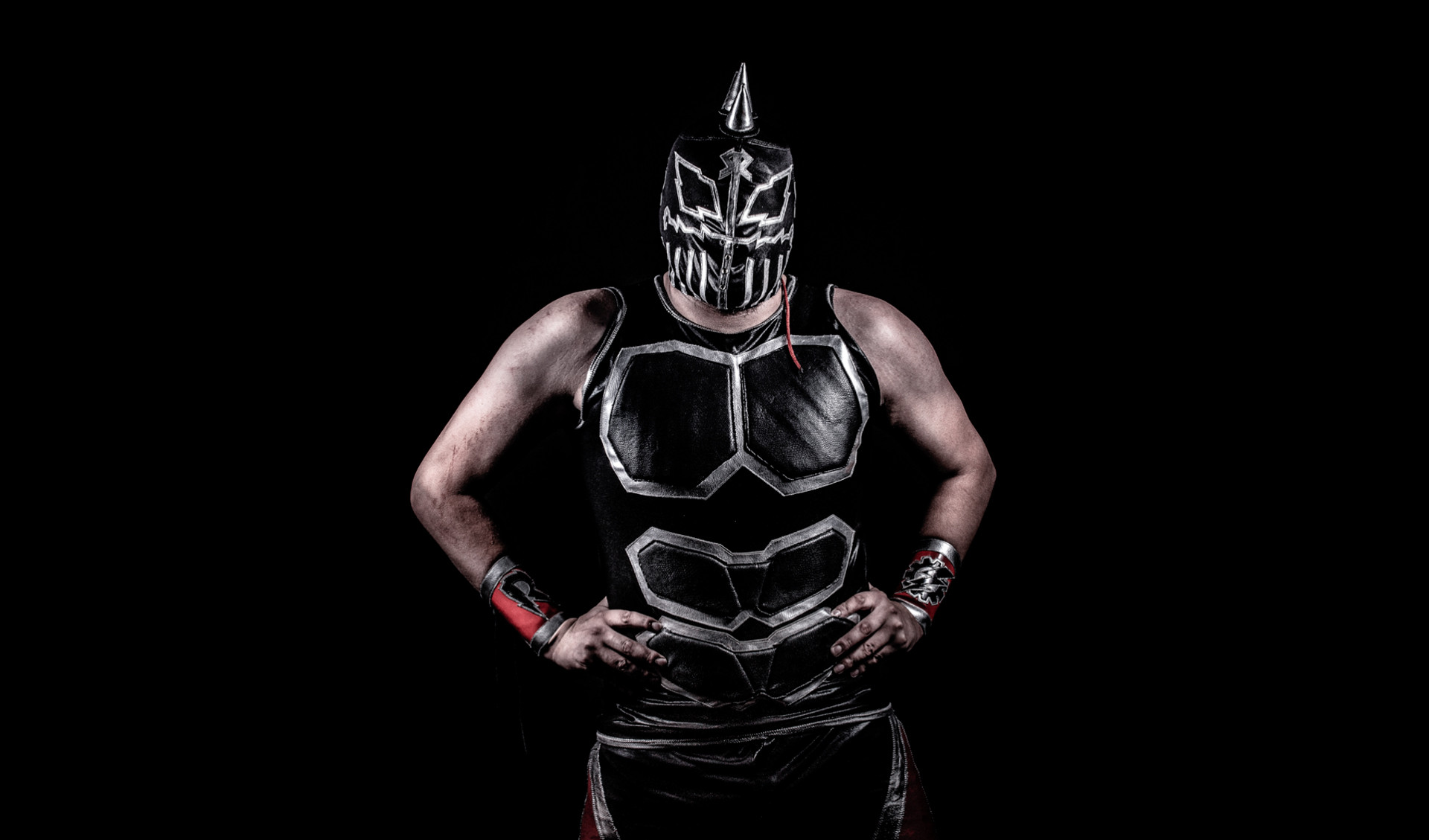 Rocket Studio - Retrato - Pro Wreslting Portrait Pro Wrestling Photography - Fotografía Lucha Libre