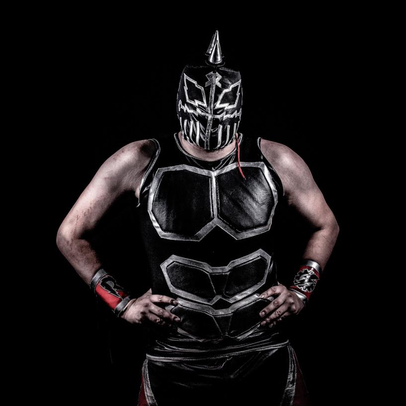 Rocket Studio - Retrato - Pro Wreslting Portrait Pro Wrestling Photography - Fotografía Lucha Libre - Fotografía deportiva - deportistas
