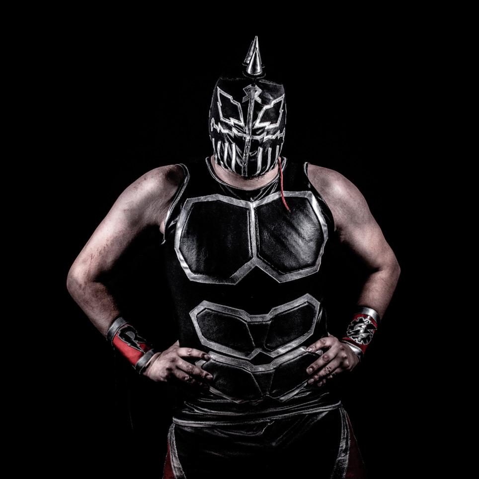Rocket Studio - Retrato - Pro Wreslting Portrait Pro Wrestling Photography - Fotografía Lucha Libre