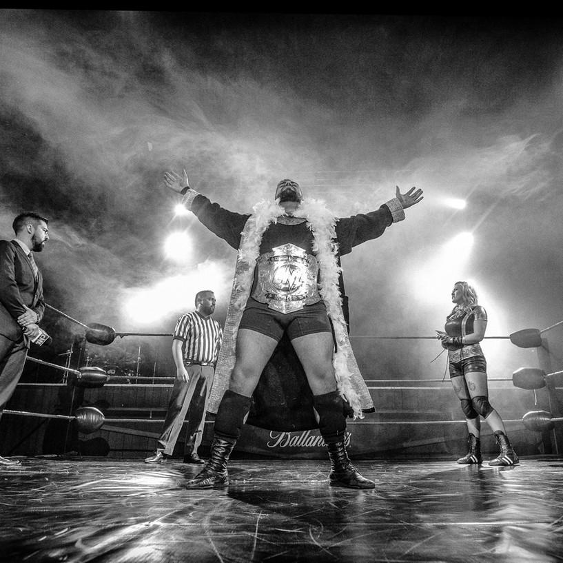 Ringside Lucha Libre CNL - Pro Wrestling Pro Wrestling Photography - Fotografía Lucha Libre