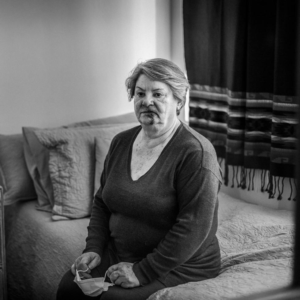 Retrato-Mujer-Mayor-Golpeada-Gobierno de Chile -  Ministerio de la Mujer