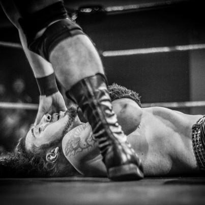 Pro Wrestling Ringside - Lucha Libre - Portrait CNL Pro Wrestling Photography - Fotografía Lucha Libre
