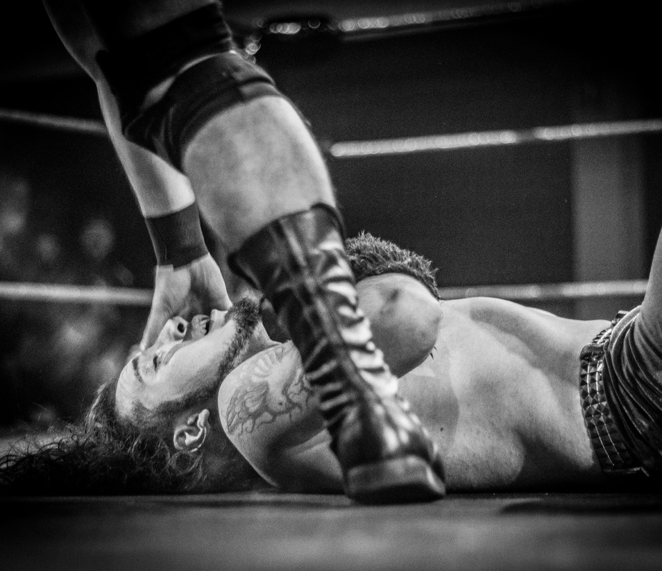 Alessandro-Ringside-Pro Wrestling Photography - Fotografía de Lucha Libre
