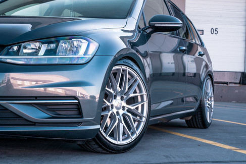 Rosco Wheels Ace Full polish for Volkswagen golf gti golfr audi a3 s3 a4 s4 a5 s5 in 5x112