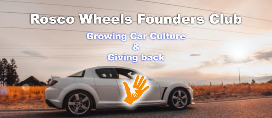 Rosco Wheels Founders Club
