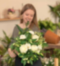 Maud de Florilège Lausanne - Fleuriste
