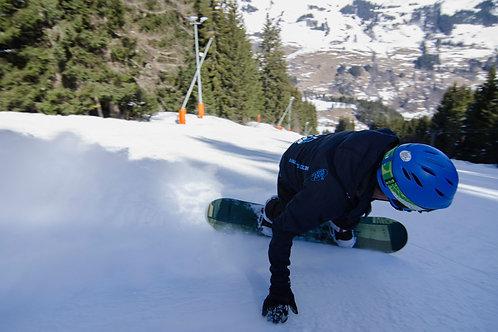 SNOWBOARD PERFECTIONNEMENT