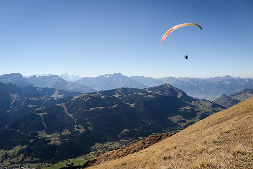 HIKE AND FLY LA PARA - LES DIABLERETS