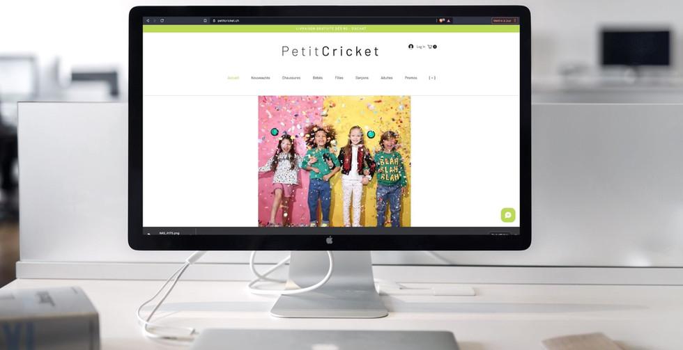 PetitCricket.ch