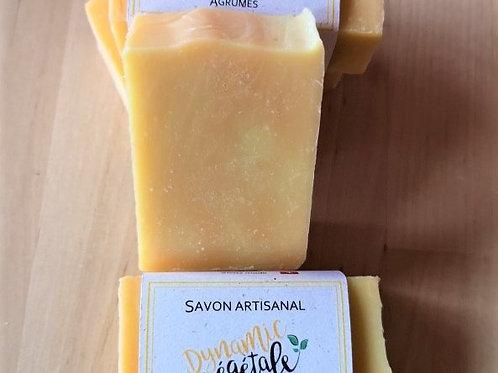 Dynamic Végétale - Savon Jardin des citrus