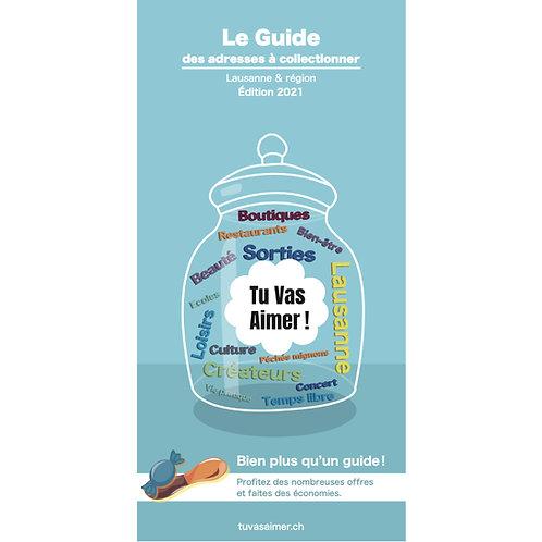 "Guide ""Tu Vas Aimer!"" / Edition 2021"