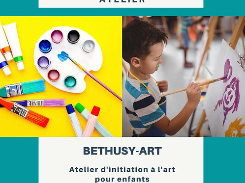 Bethusy-art: Cours d'arts plastiques pour enfants