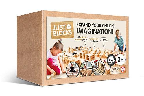 "1 boîte de ""Just Blocks"" - La Marelle"
