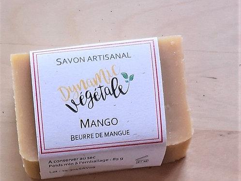 Dynamic Végétale - Savon artisanal parfum fruité mangue