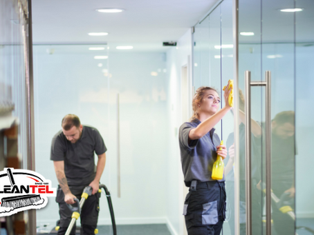 How to Select a Commercial Cleaning Service